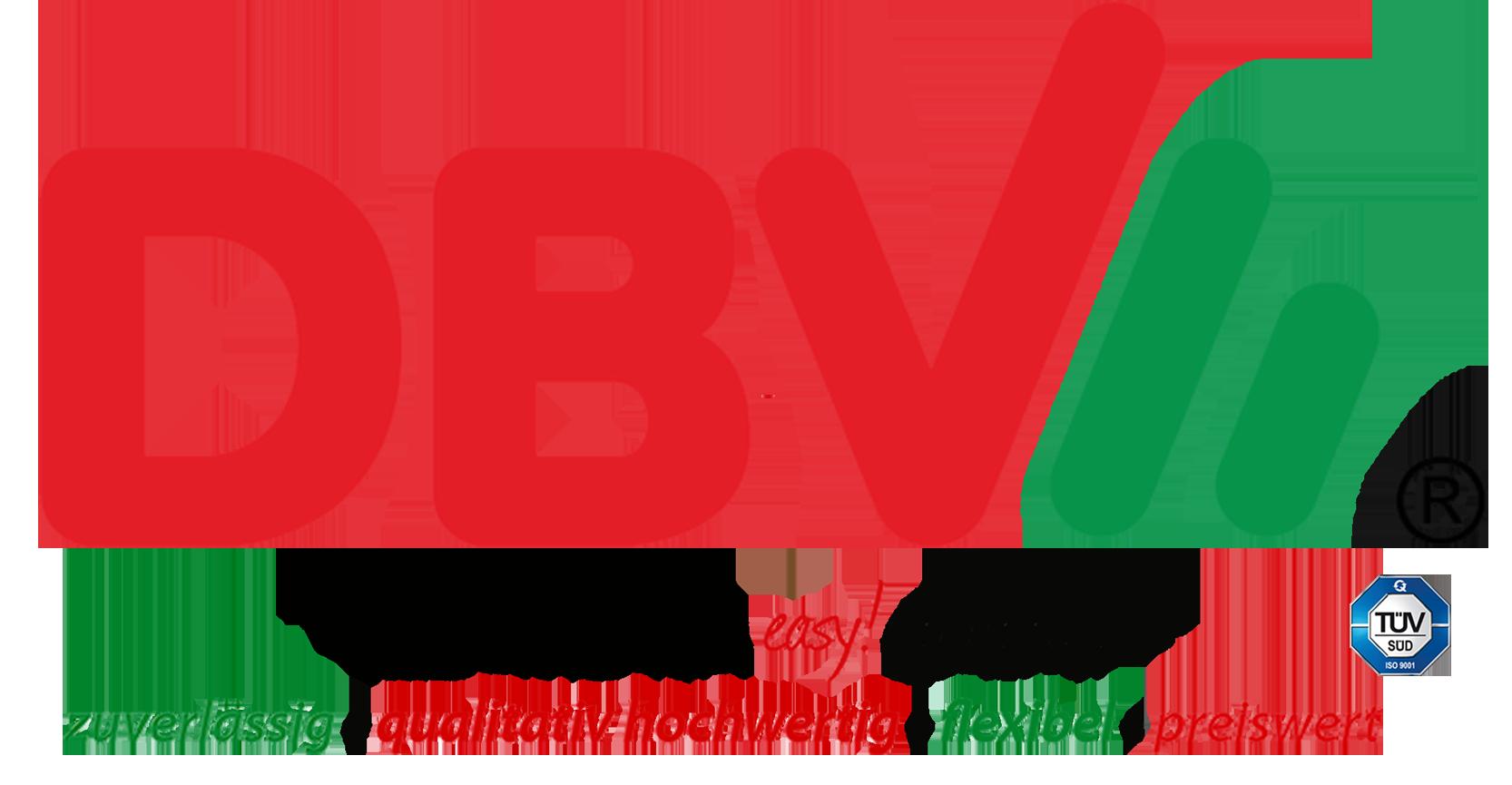 Logo der DBV Würzburg GmbH