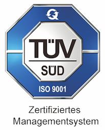 Tuev Zertifikate ISO 9001 Zertifiziertes Managementsystem