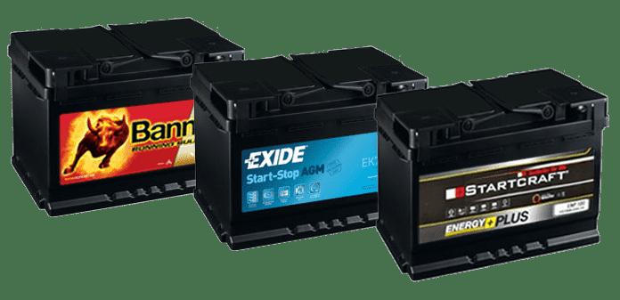 Fahrzeugbatterie Lieferanten der DBV